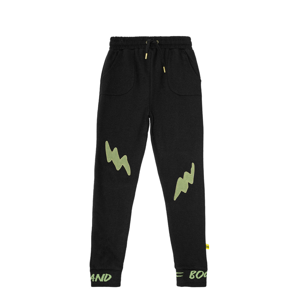 Band of Boys Double Lightning Pocket Skinny Trackies