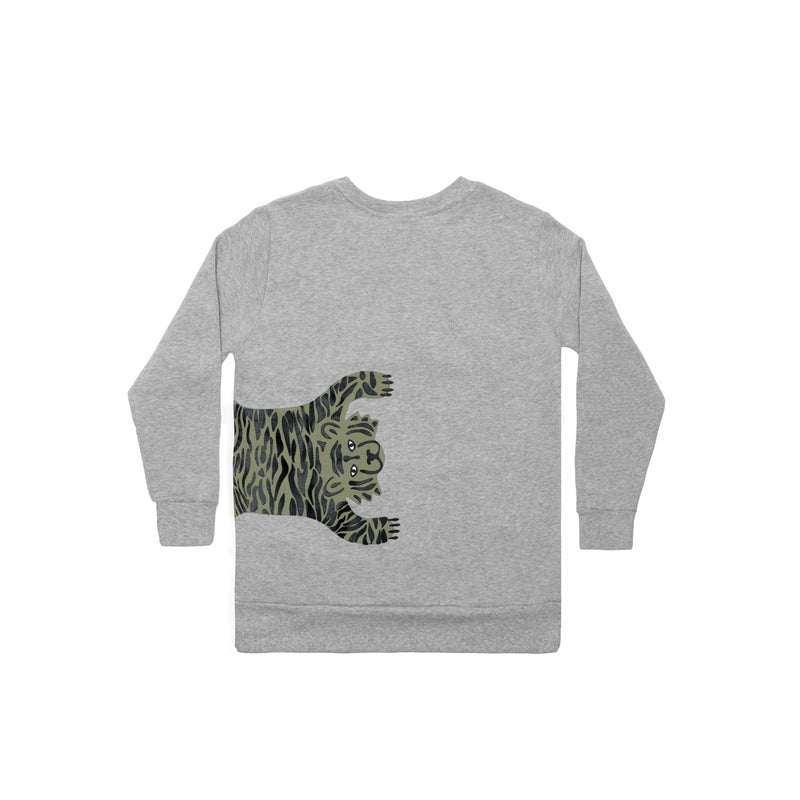 Band of Boys Easy Tiger Pocket Fleece Classic Crew