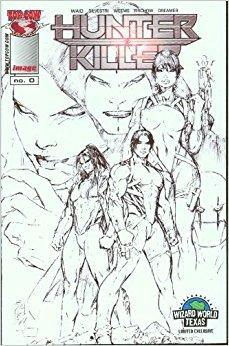 HUNTER KILLER LTD #0 ED VARIANT
