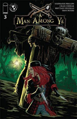 A MAN AMONG YE #3 - Kings Comics