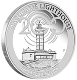MACQUARIE LIGHTHOUSE BICENTENARY 2018 1oz SILVER PROOF COIN