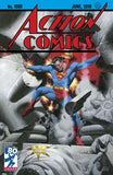 ACTION COMICS VOL 2 #1000 1930S STEVE RUDE VAR ED
