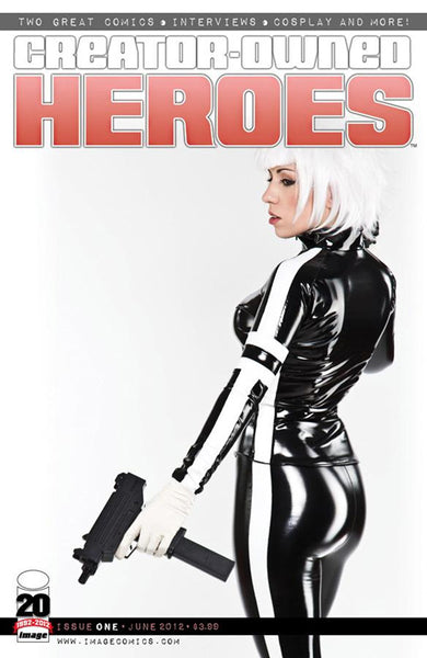 CREATOR OWNED HEROES #1 TRIGGERGIRL INCV - Kings Comics