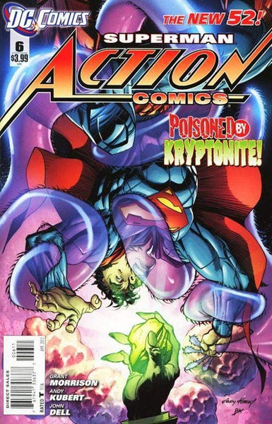 ACTION COMICS VOL 2 #6