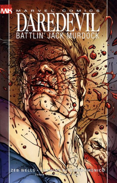 DAREDEVIL BATTLIN JACK MURDOCK #2 - Kings Comics