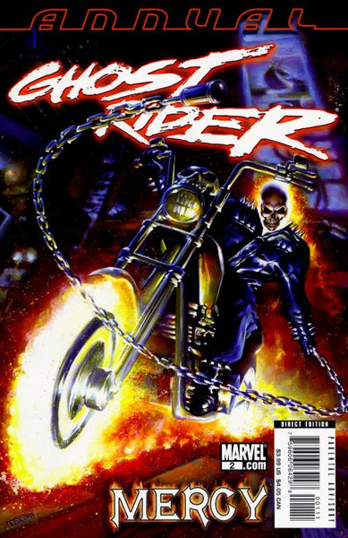 GHOST RIDER VOL 5 ANNUAL #2 MERCY