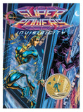 YOUNG COLLECTORS SUPER POWERS SERIES 2014 INVISIBILITY COIN