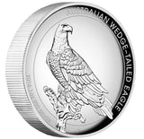 AUSTRALIAN WEDGE-TAILED EAGLE 2016 1oz SILVER PROOF HIGH RELIEF COIN