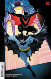 BATMAN BEYOND VOL 6 #49 CVR B FRANCIS MANAPUL VAR ED - Kings Comics