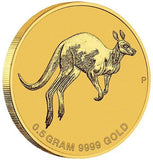 MINI ROO 2017 0.5G GOLD COIN