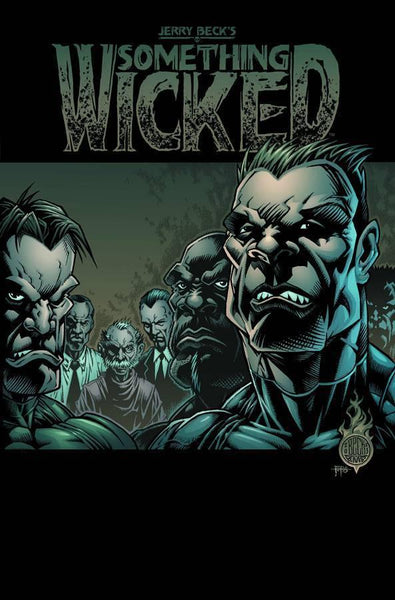 SOMETHING WICKED #2 CVR B SOULFLY