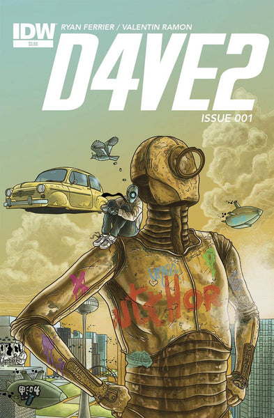 D4VE2 #1 - Kings Comics