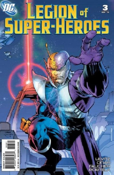 LEGION OF SUPER HEROES VOL 6 #3 JIM LEE VAR ED