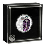 SUICIDE SQUAD - JOKER 2019 1oz SILVER PROOF COIN