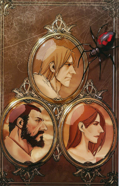 AMERICAN LEGENDS #1 25 COPY SEJIC INCV