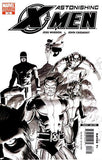 ASTONISHING X-MEN VOL 3 #13 SKETCH VARIANT - Kings Comics