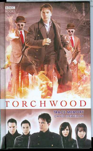 TORCHWOOD TRACE MEMORY HC NOVEL