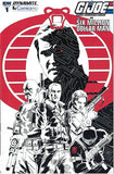 GI JOE VS SIX MILLION DOLLAR MAN #1 COMICSPRO VARIANT