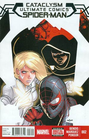 CATACLYSM ULTIMATE SPIDER-MAN #2