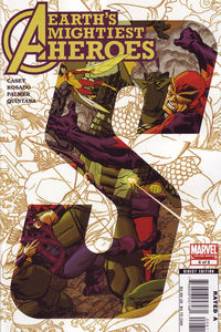 AVENGERS EARTHS MIGHTIEST HEROES II #8