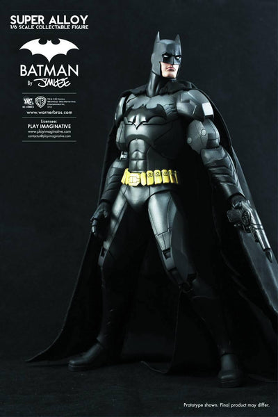 BATMAN SUPER ALLOY 1/6 SCALE FIGURE SPEC - Kings Comics