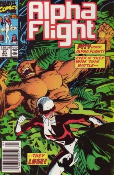 ALPHA FLIGHT #84