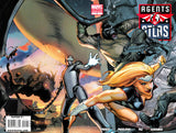 AGENTS OF ATLAS VOL 2 #1 2ND PTG PAGULAYAN VAR DKR