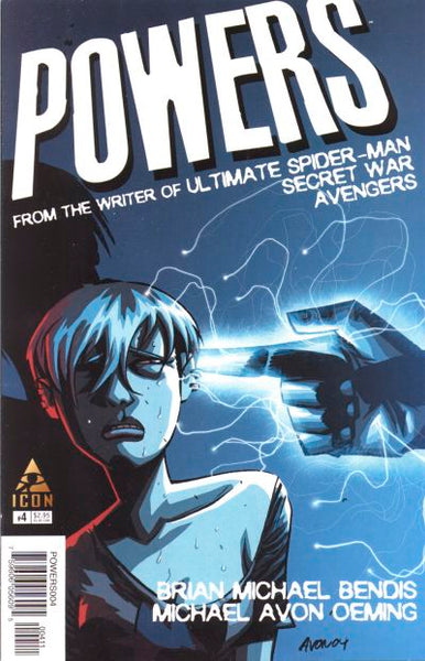 POWERS VOL 2 #4