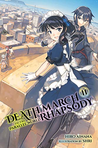 DEATH MARCH PARALLEL WORLD RHAPSODY NOVEL SC VOL 11