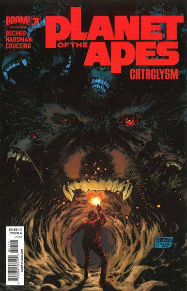 PLANET O/T APES CATACLYSM #7 - Kings Comics