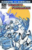 TRANSFORMERS ROBOTS IN DISGUISE #22
