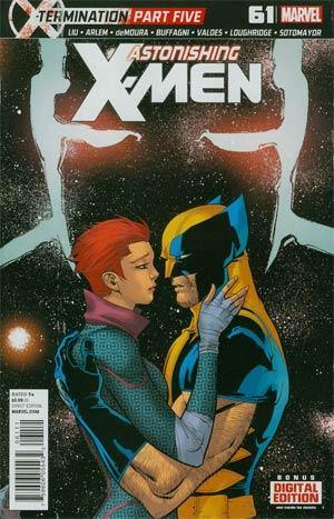ASTONISHING X-MEN VOL 3 #61 XT - Kings Comics