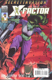 X-FACTOR VOL 3 #33 2ND PTG STROMAN VAR