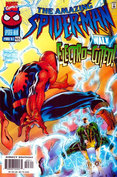 AMAZING SPIDER-MAN VOL 1 #423