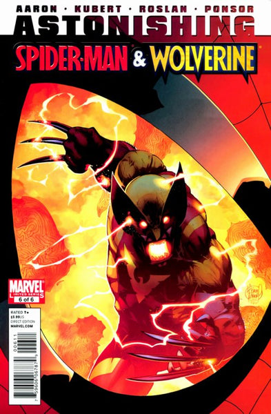ASTONISHING SPIDER-MAN WOLVERINE #6 - Kings Comics