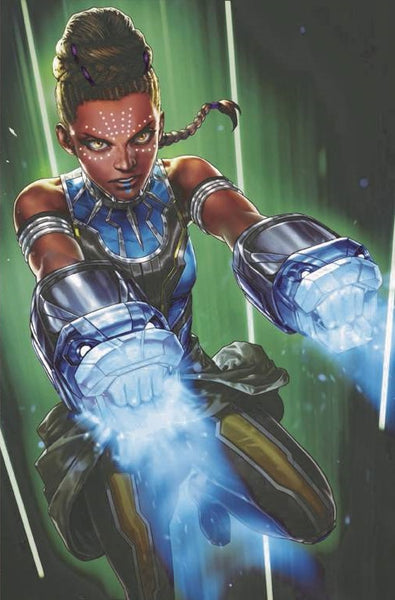 SHURI #8 HEEJIN JEON MARVEL BATTLE LINES VAR - Kings Comics