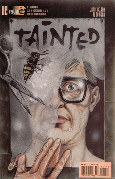 TAINTED (1995) ONE SHOT - Kings Comics