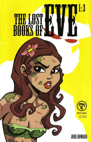 LOST BOOKS OF EVE #3