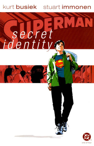 SUPERMAN SECRET IDENTITY #1