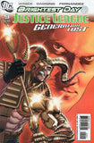 JUSTICE LEAGUE GENERATION LOST #9 VAR ED (BRIGHTEST)