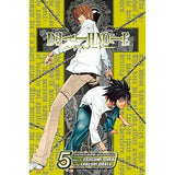 DEATH NOTE GN VOL 05 (CURR PTG)
