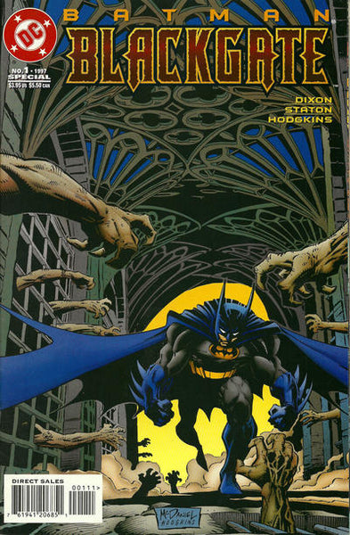 BATMAN BLACKGATE #1 (VF/NM)