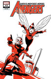 AVENGERS VOL 7 #43 ANT-MAN AND WASP TWO-TONE VAR
