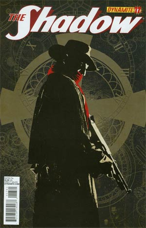 SHADOW VOL 5 #17 EXC BRADSTREET SUBSCRIPTION CVR