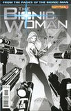 BIONIC WOMAN VOL 2 #4 15 COPY RENAUD B&W INCV