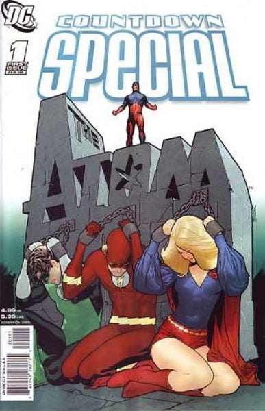 COUNTDOWN SPECIAL THE ATOM 80-PAGE GIANT #1