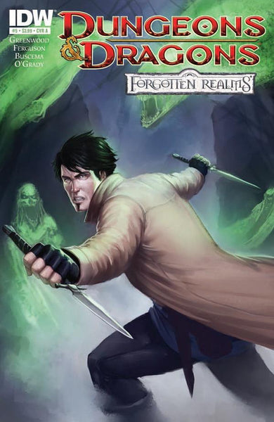 DUNGEONS & DRAGONS FORGOTTEN REALMS #5