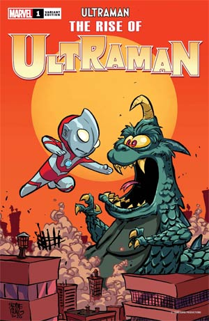 RISE OF ULTRAMAN #1 YOUNG VAR - Kings Comics