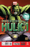 INDESTRUCTIBLE HULK #1 QUESADA VAR NOW
