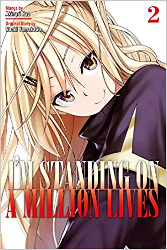 IM STANDING ON MILLION LIVES GN VOL 02 - Kings Comics